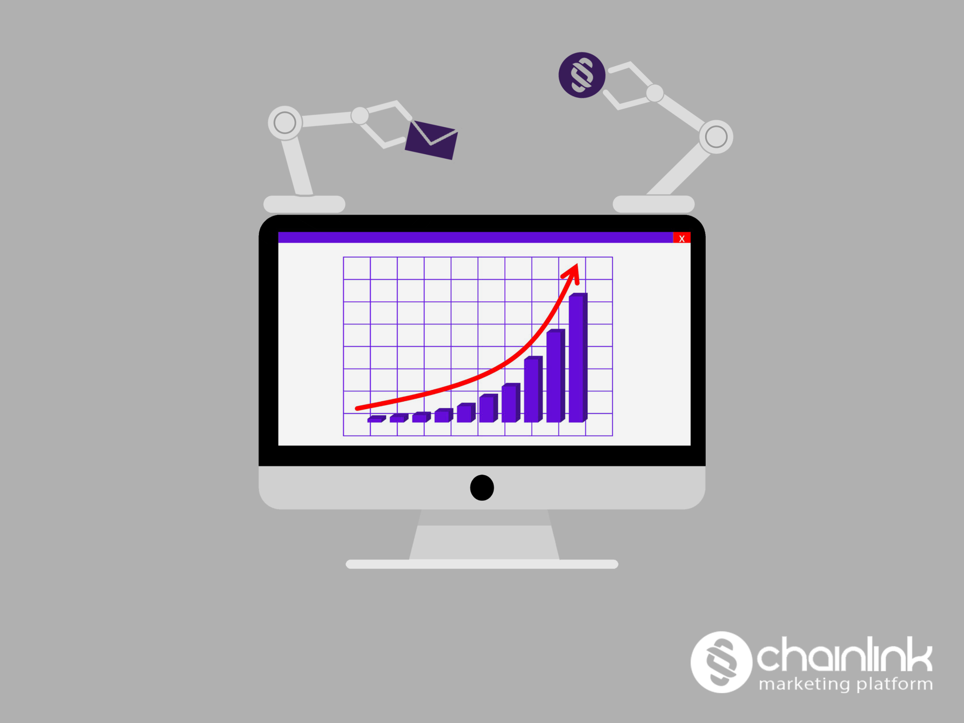 Chainlink Relationship Marketing- marketing automation problems